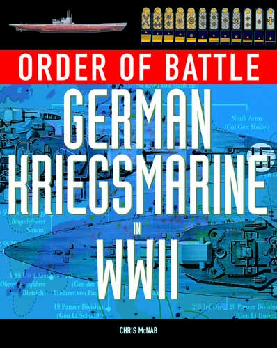 German Kriegsmarine in WWII: Order of Battle
