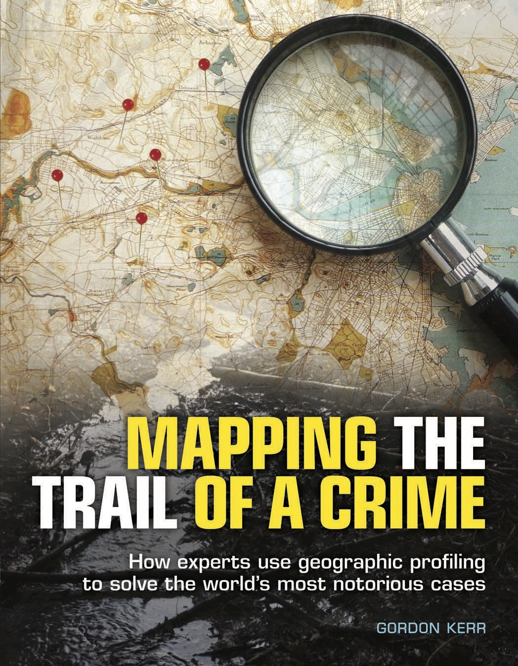 Mapping the Trail of Crime