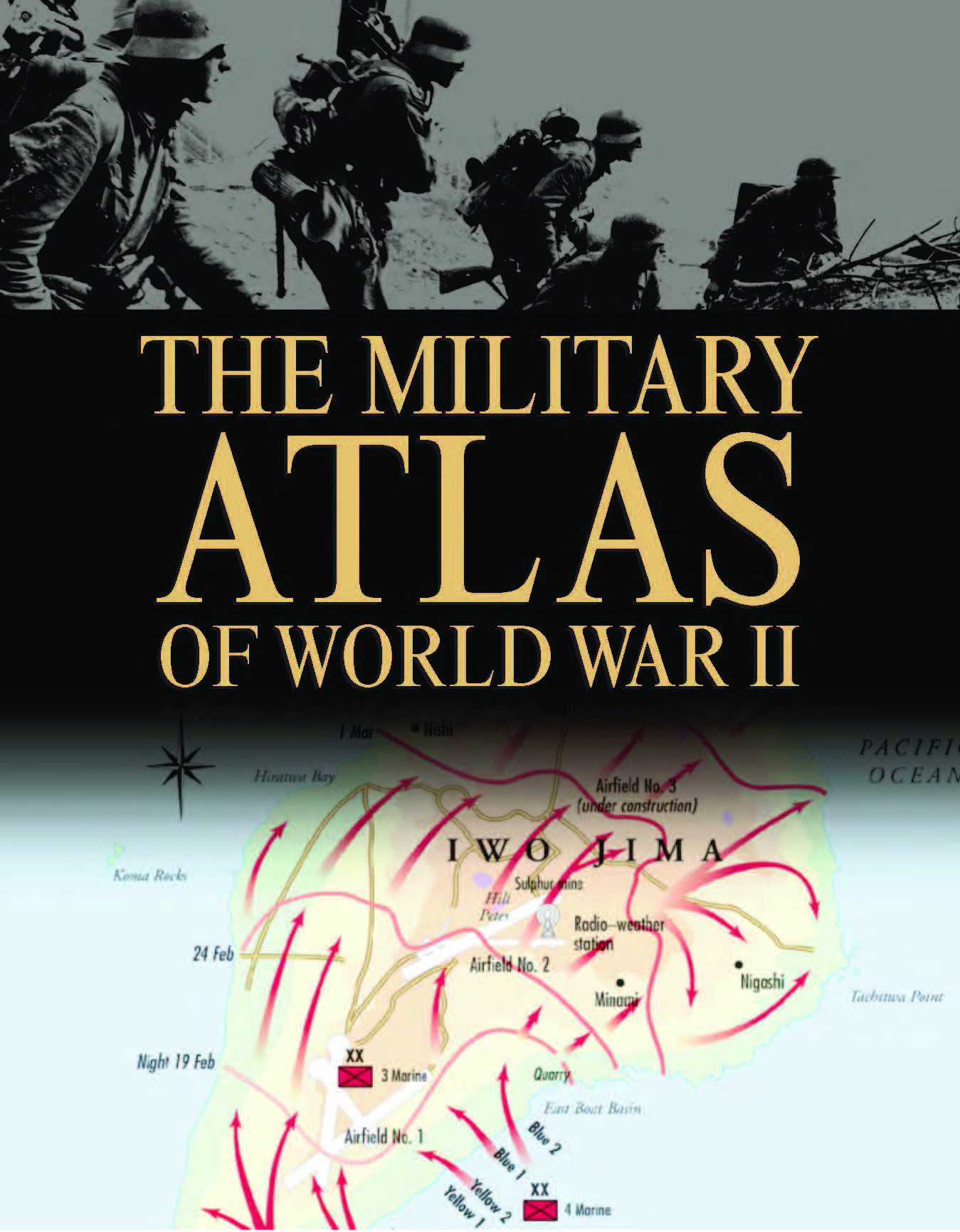 Military Atlas of World War II