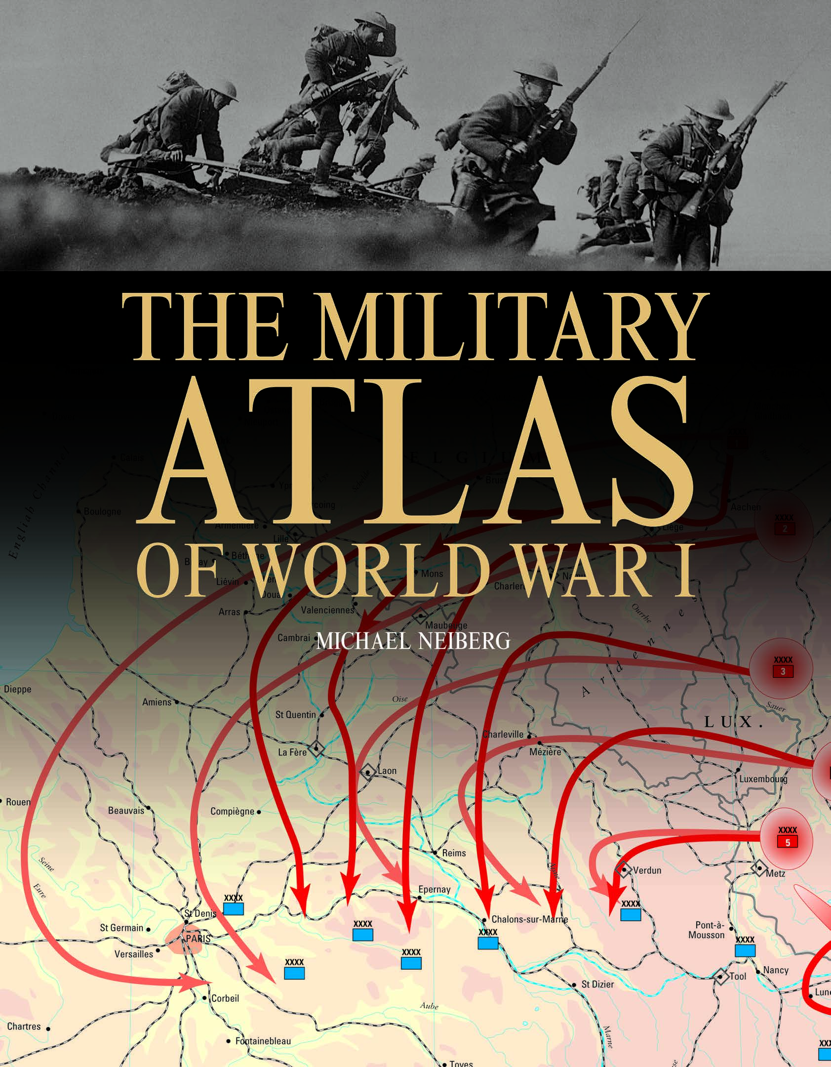 Military Atlas of World War I