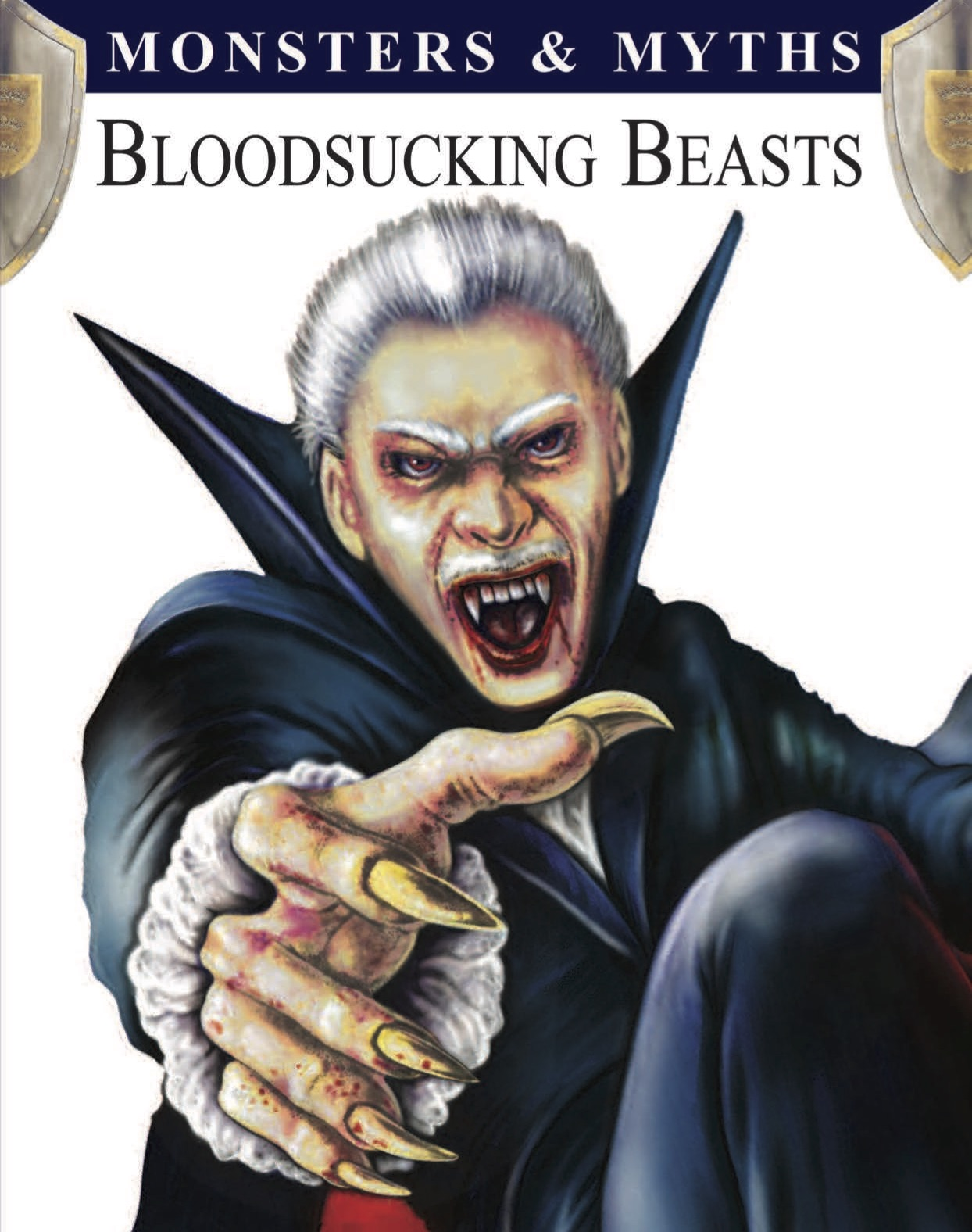 Monsters and Myths: Bloodsucking Beasts