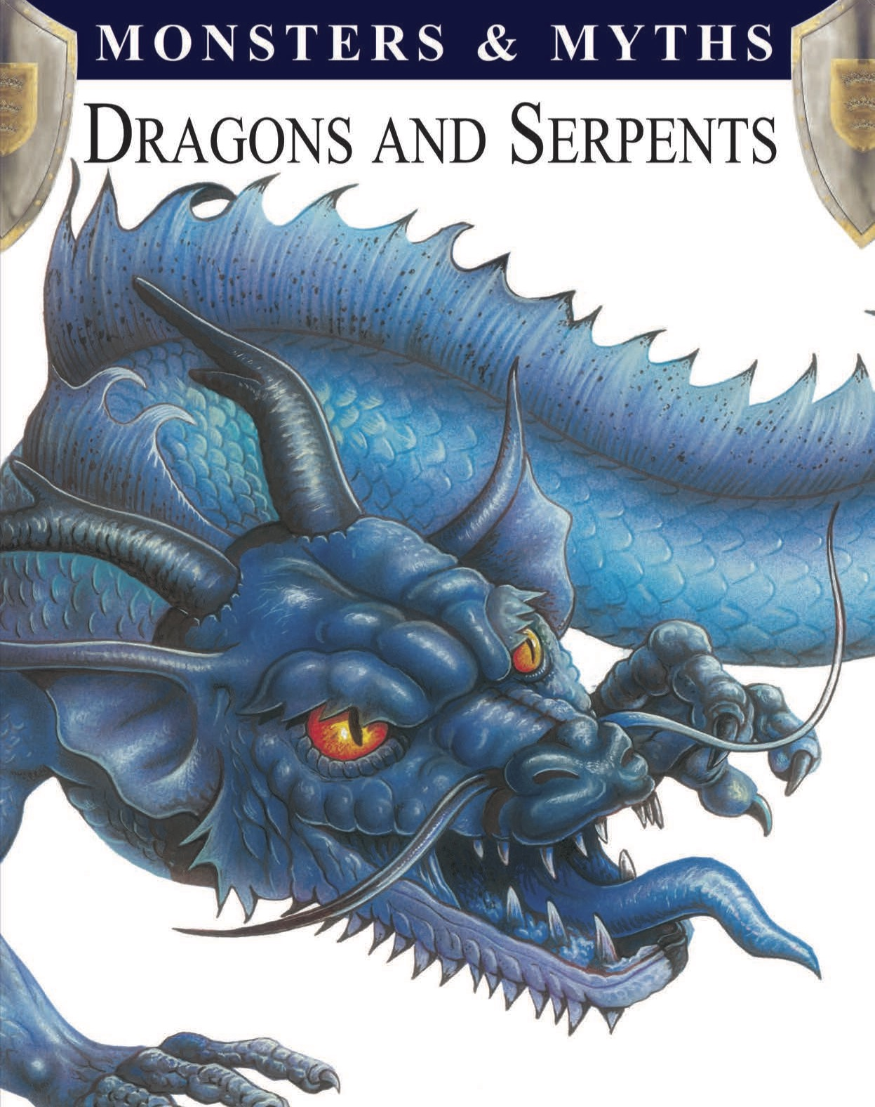 Monsters and Myths: Dragons and Serpents