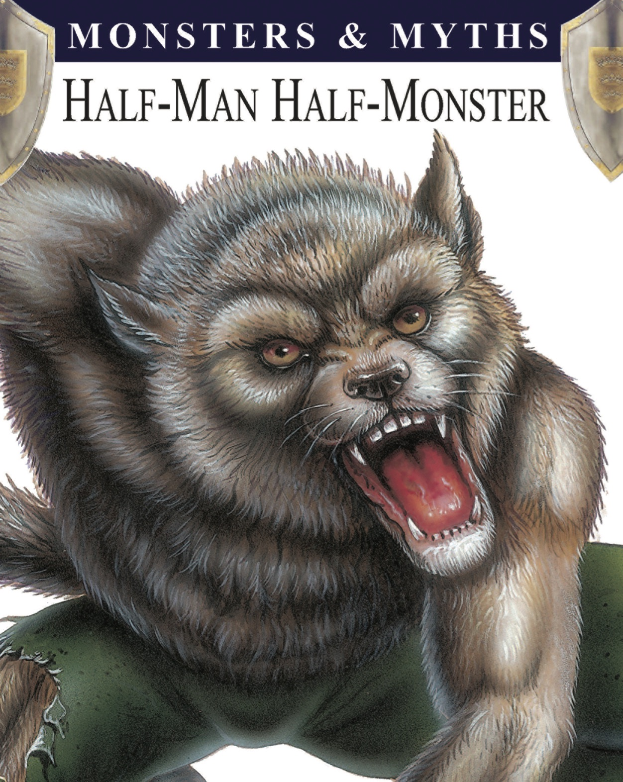Monsters and Myths: Half-Man Half-Monster