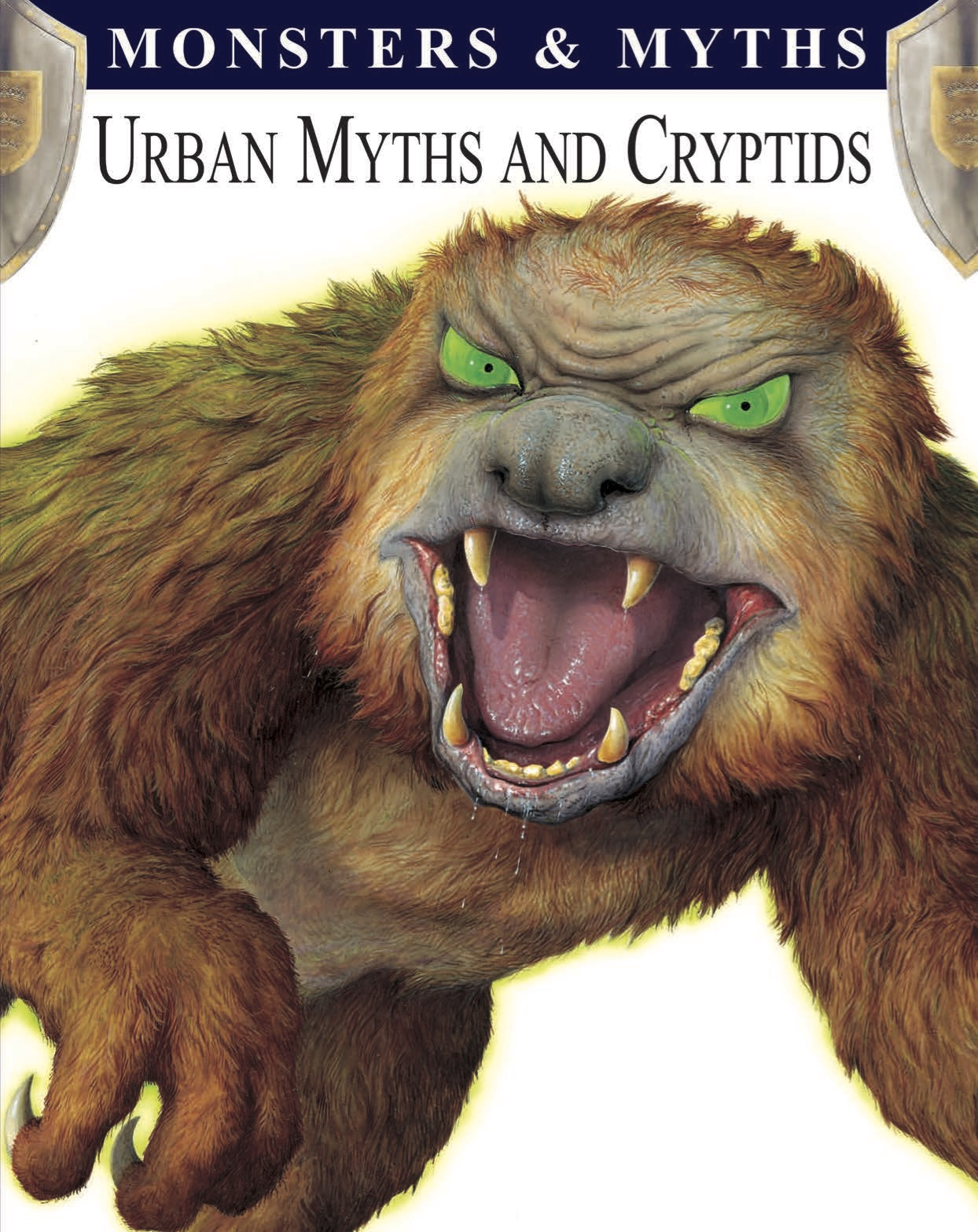 Monsters and Myths: Urban Myths and Cryptids