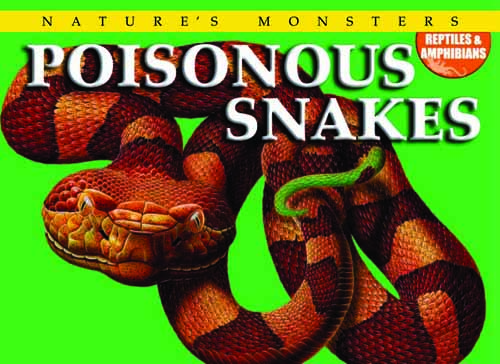 Nature's Monsters: Poisonous Snakes