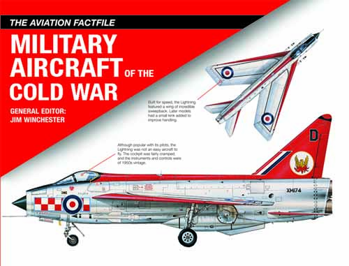 Military Aircraft of the Cold War: The Aviation Factfile
