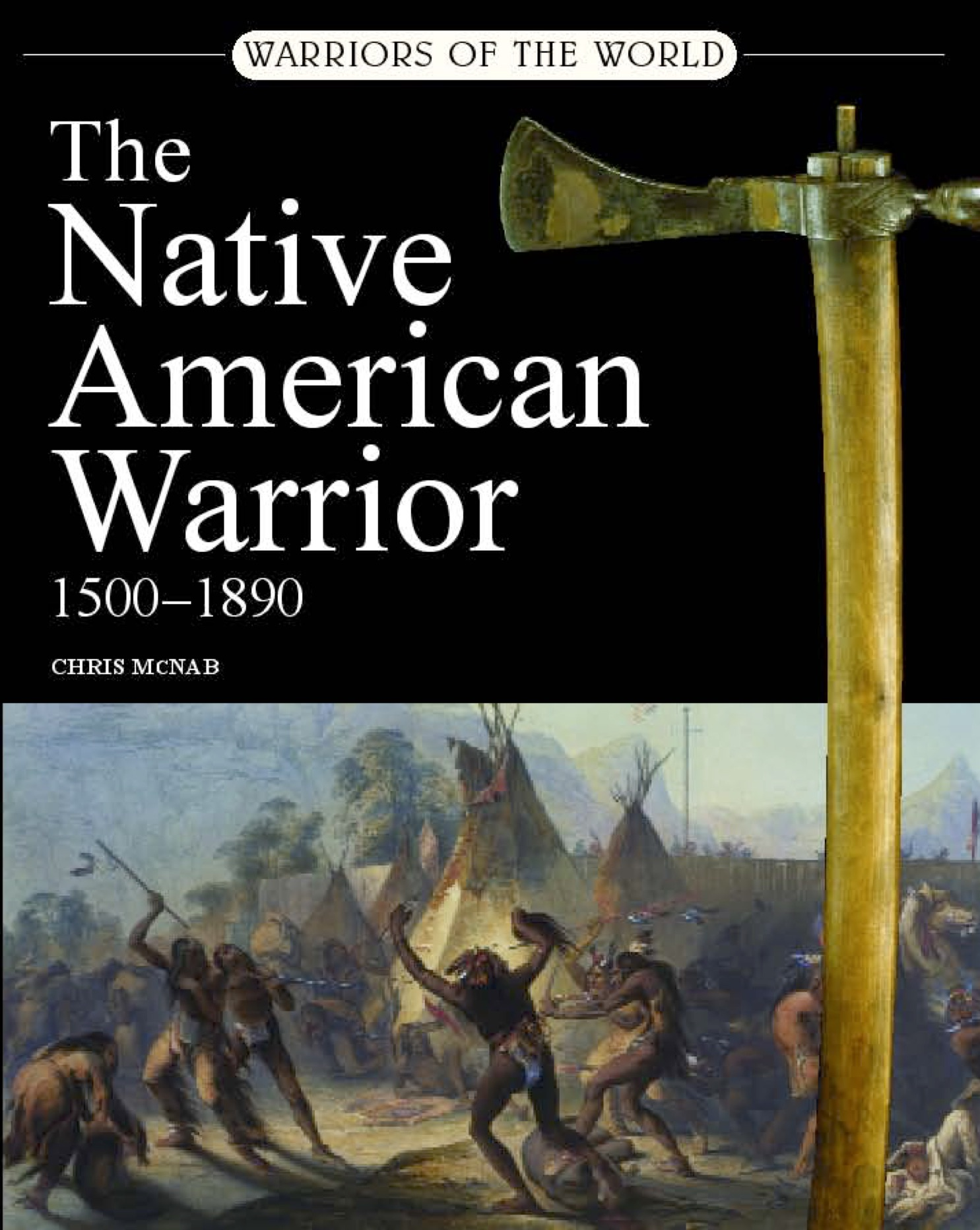 The Native American Warrior