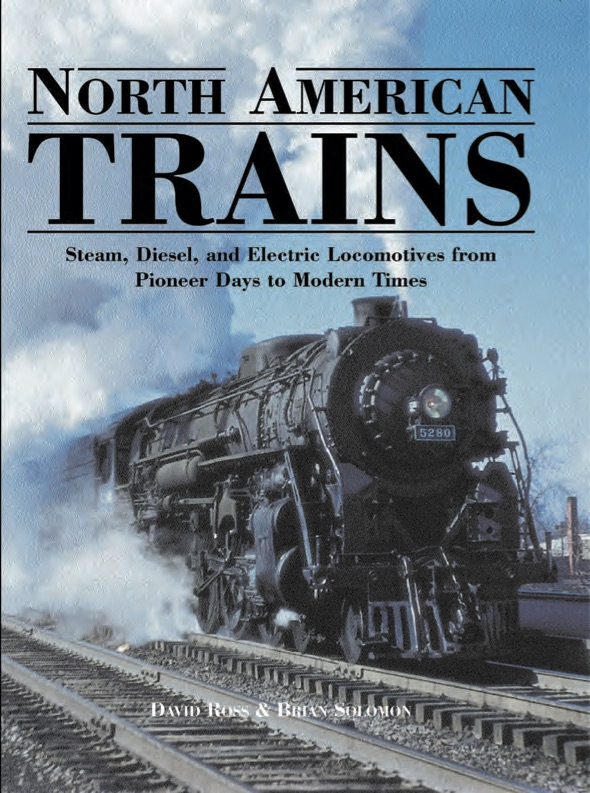 North American Trains