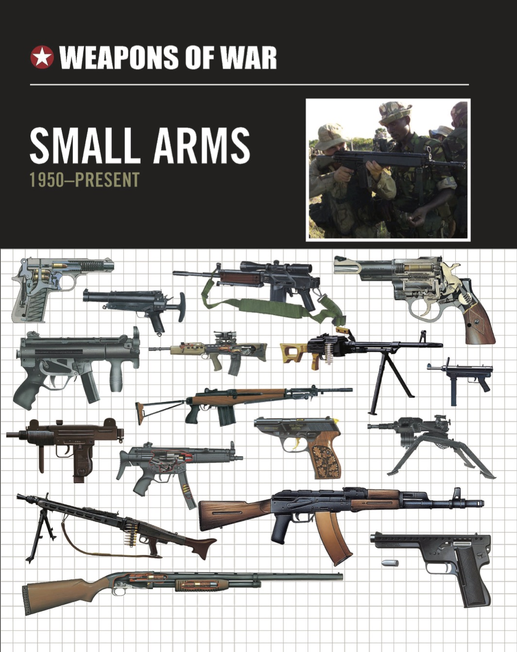 Small Arms: 1950 to the Present Day – Weapons of War