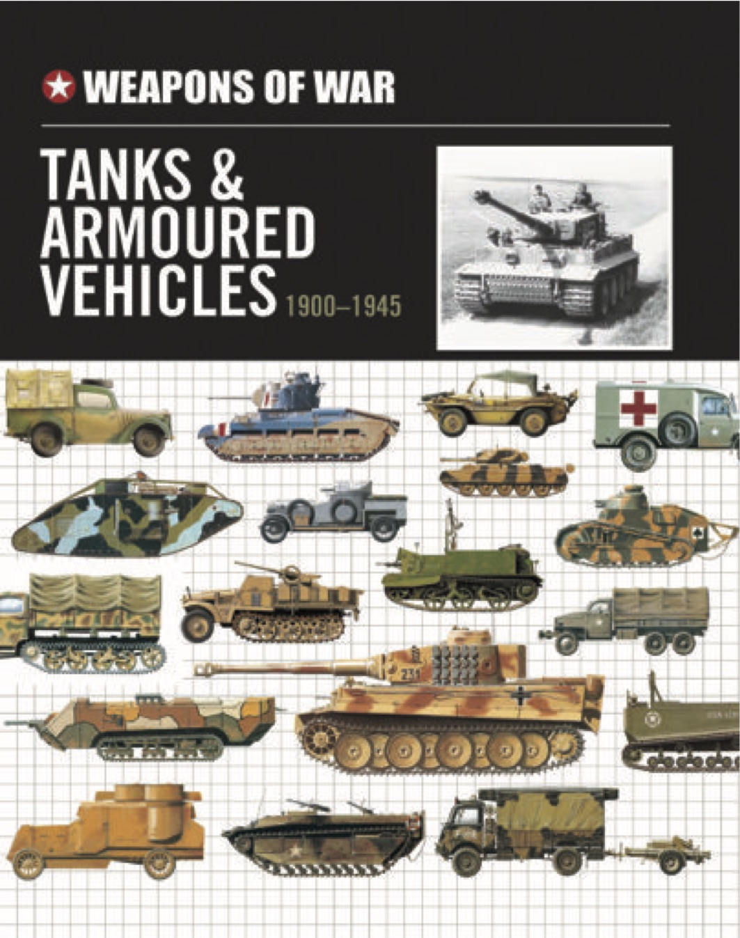 Tanks & Armoured Fighting Vehicles 1900–1945 – Weapons of War