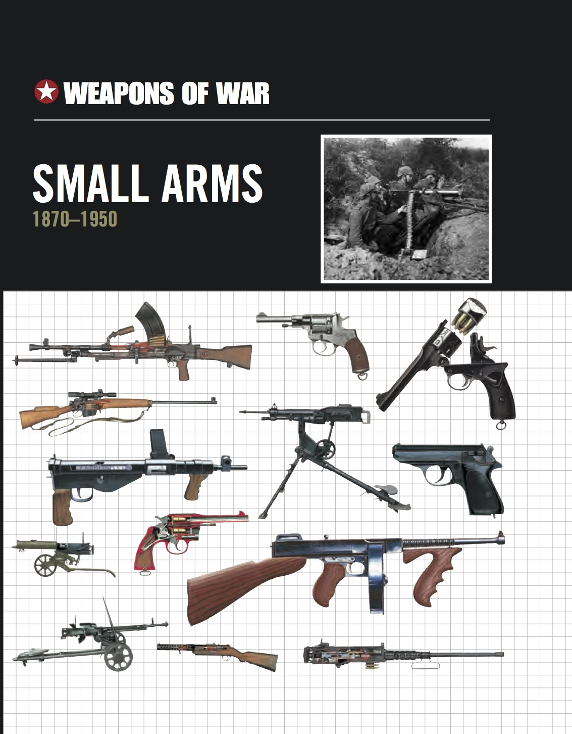 Small Arms 1870–1950 – Weapons of War