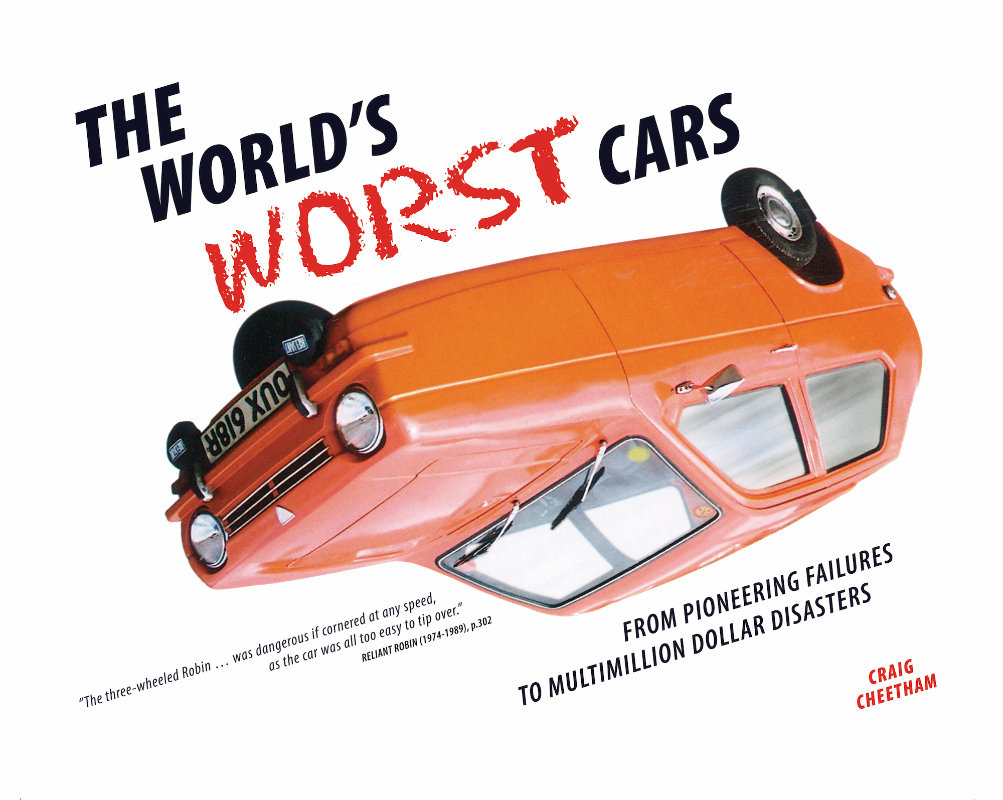 The World's Worst Cars [Large format]