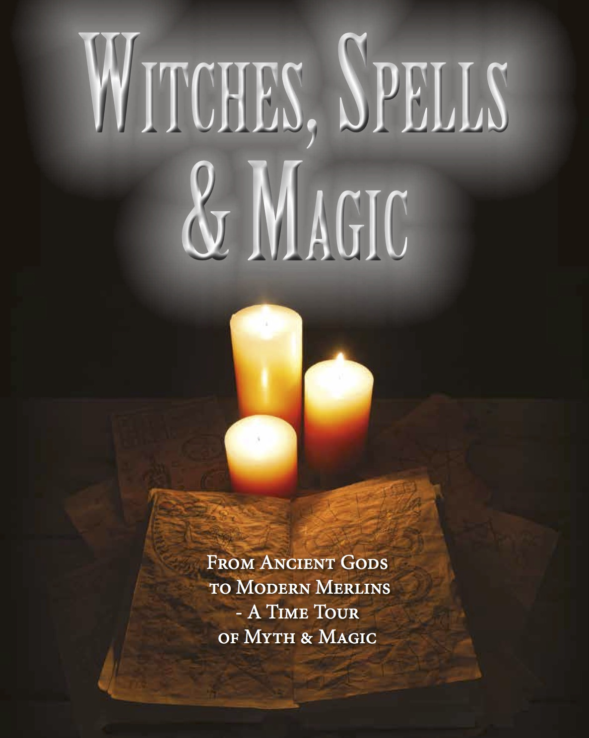 Witches, Spells & Magic