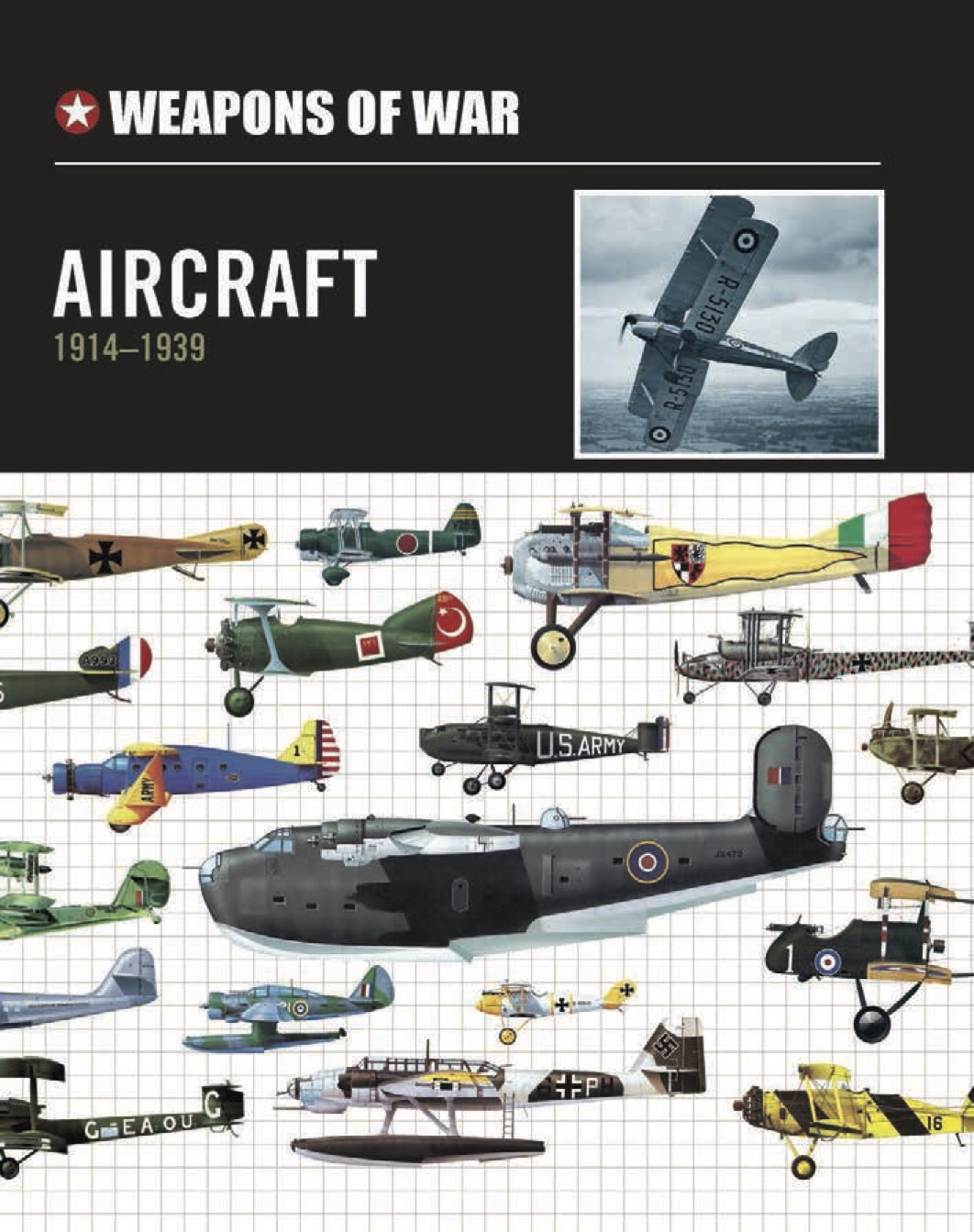 Aircraft 1914-1939 – Weapons of War