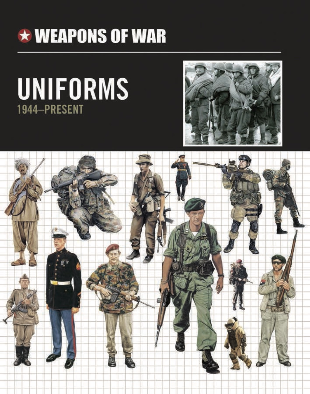 Uniforms 1944-Present – Weapons of War