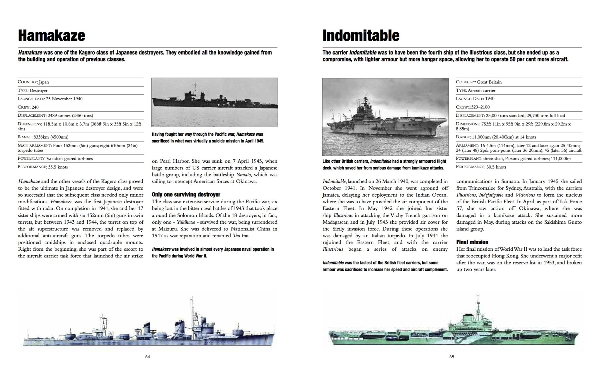 101 Great Warships - Amber Books