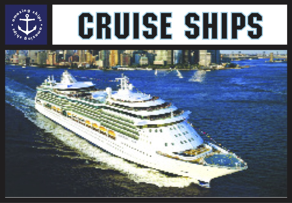 Amazing Ships: Cruise Ships [Childrens series]