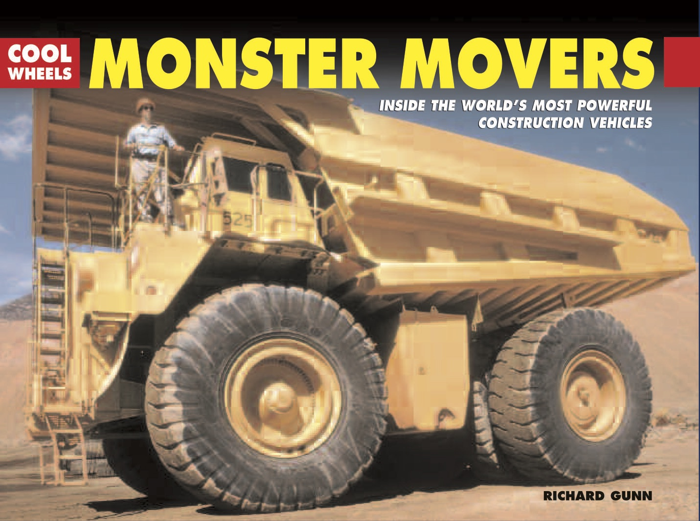 Cool Wheels: Monster Movers