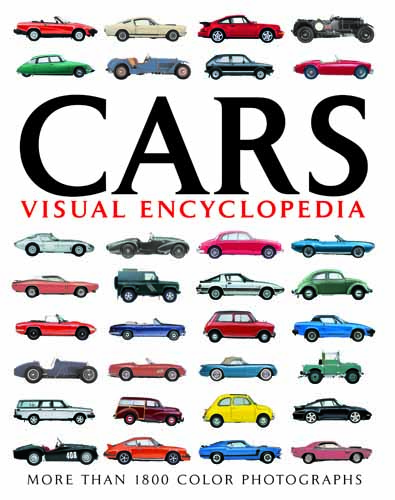 Cars: Visual Encyclopedia