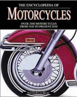 The Encyclopedia of Motorcycles [544pp]