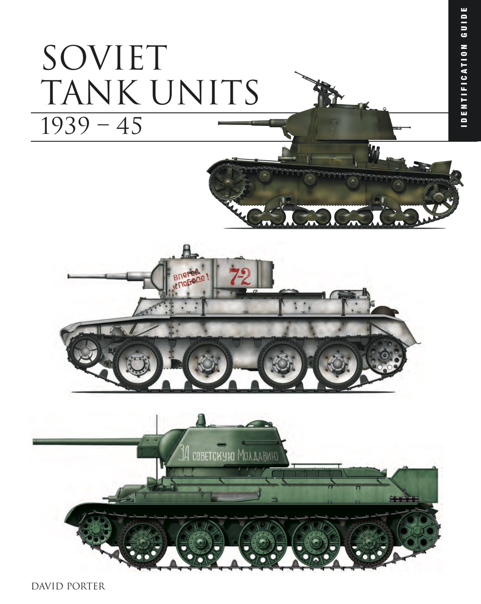 Soviet Tank Units 1939-45: The Essential Vehicle Identification Guide