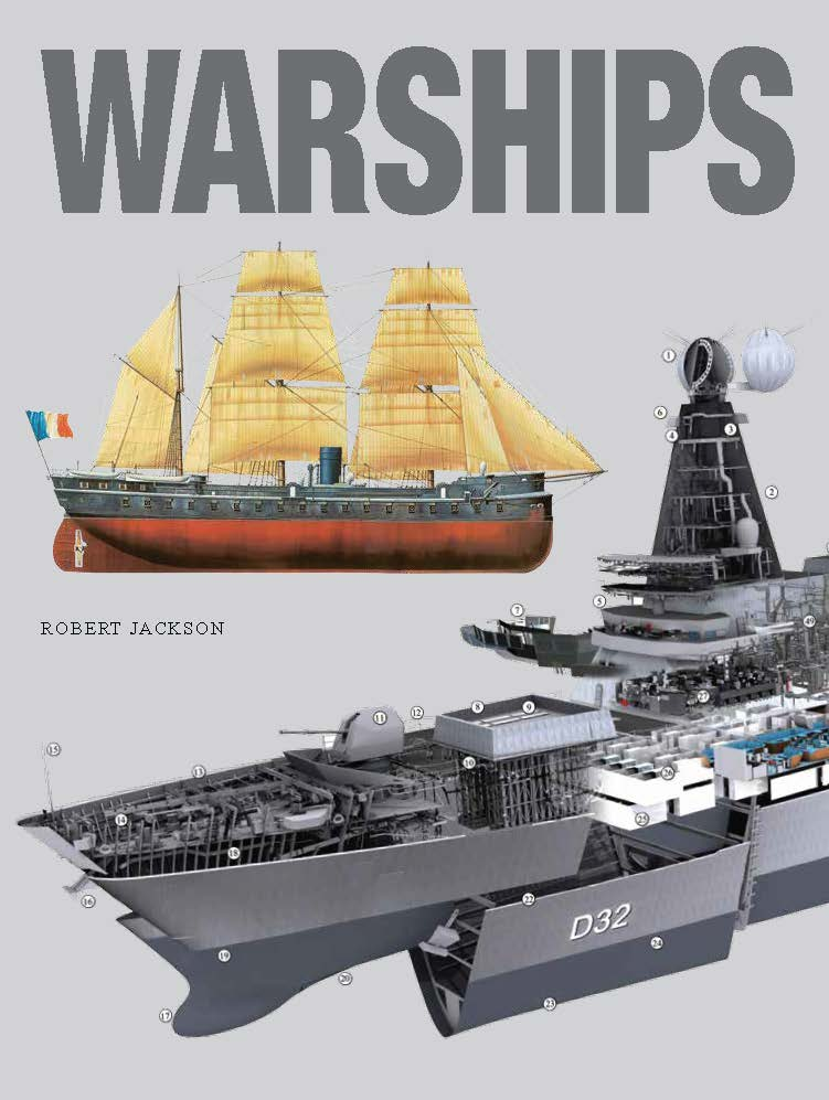 Warships: Inside Out