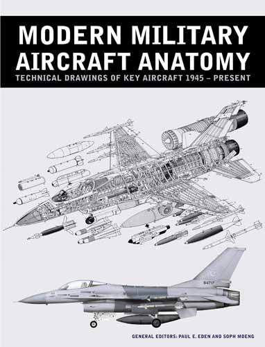 Modern Military Aircraft Anatomy