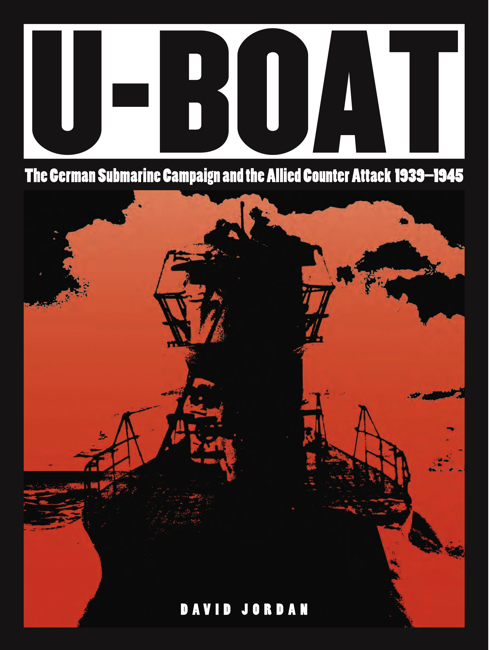 U-boat book jacket