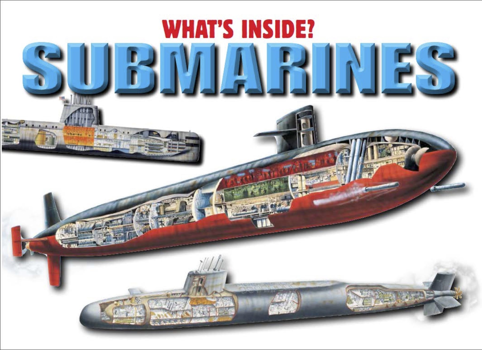 What's Inside? Submarines