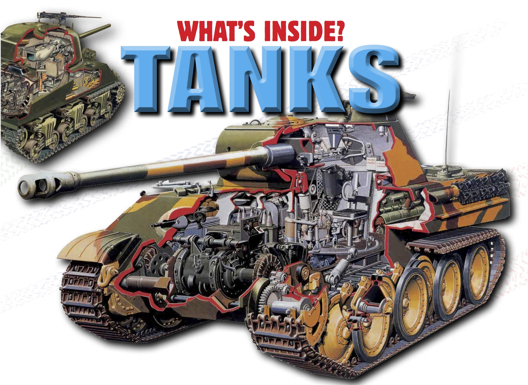 What's Inside? Tanks