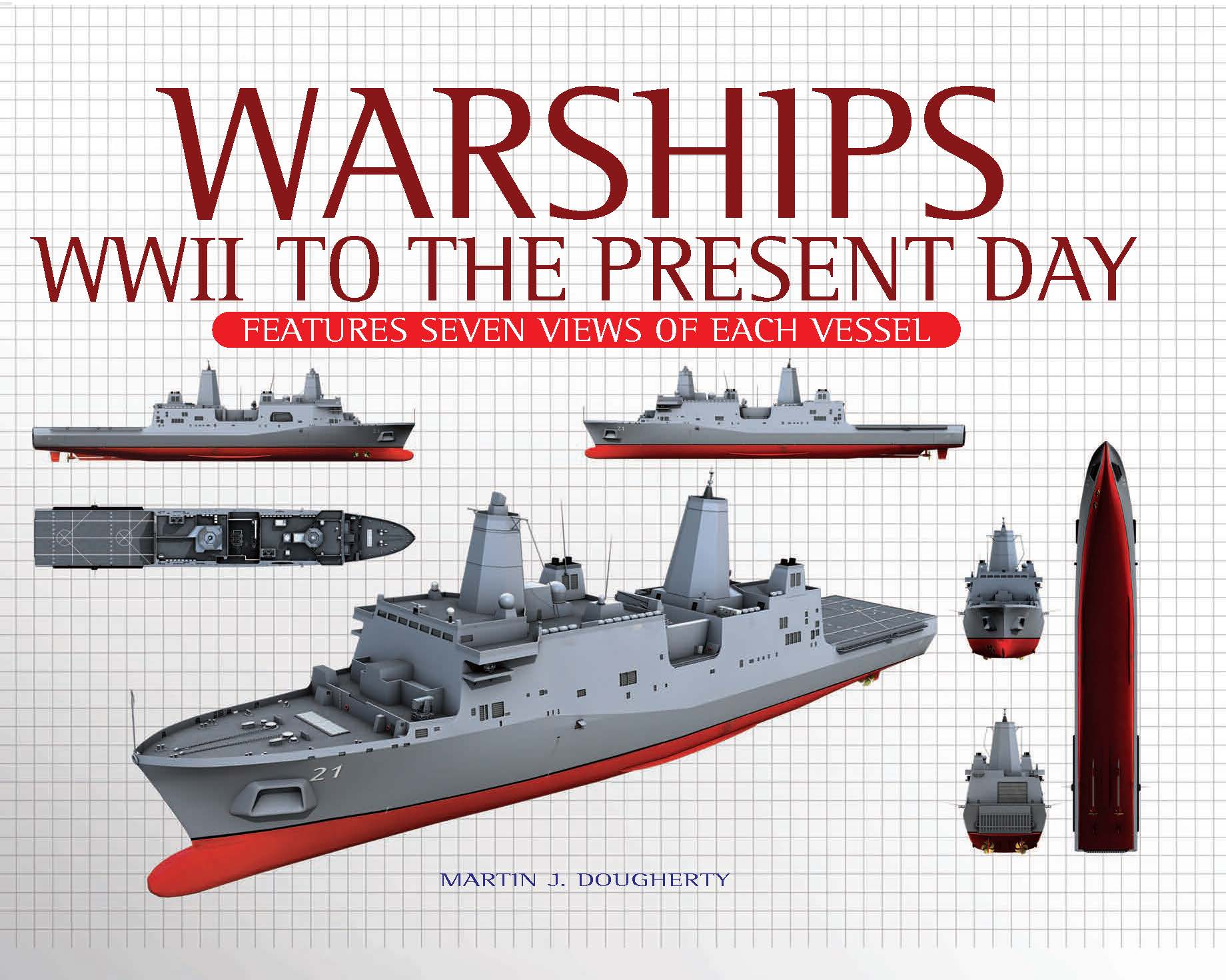 Warships – WWII to the Present Day: Seven View