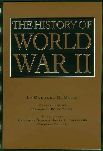 The History of World War II [1024pp]
