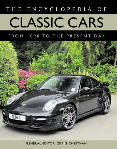 The Encyclopedia of Classic Cars [448pp]