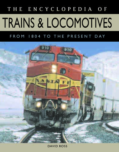 The Encyclopedia of Trains & Locomotives [448pp]