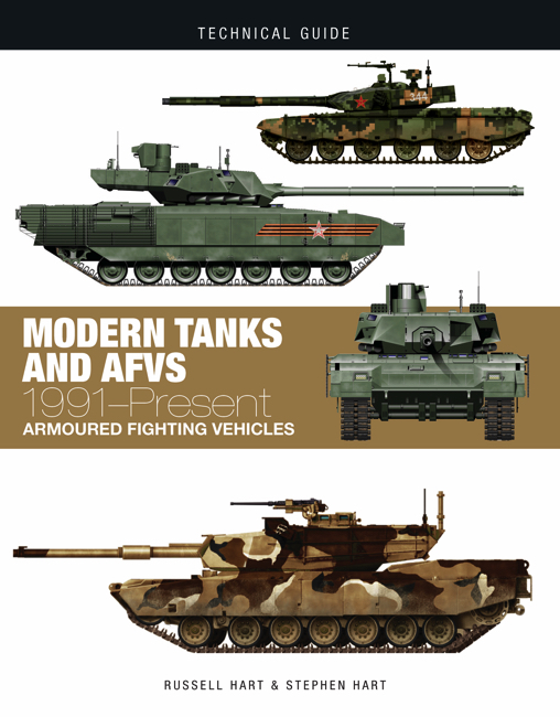Modern Tanks and AFVs: Technical Guide [224pp]