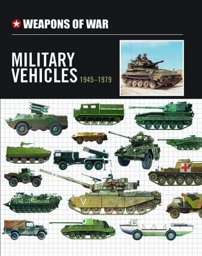 Military Vehicles 1945-1979 – Weapons of War