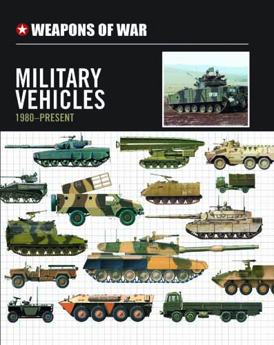 Military Vehicles 1980-Present – Weapons of War