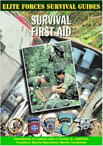 Elite Forces Survival Guides: Survival First Aid