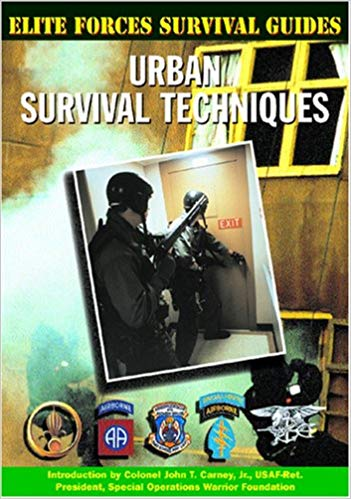 Elite Forces Survival Guides: Urban Survival Techniques
