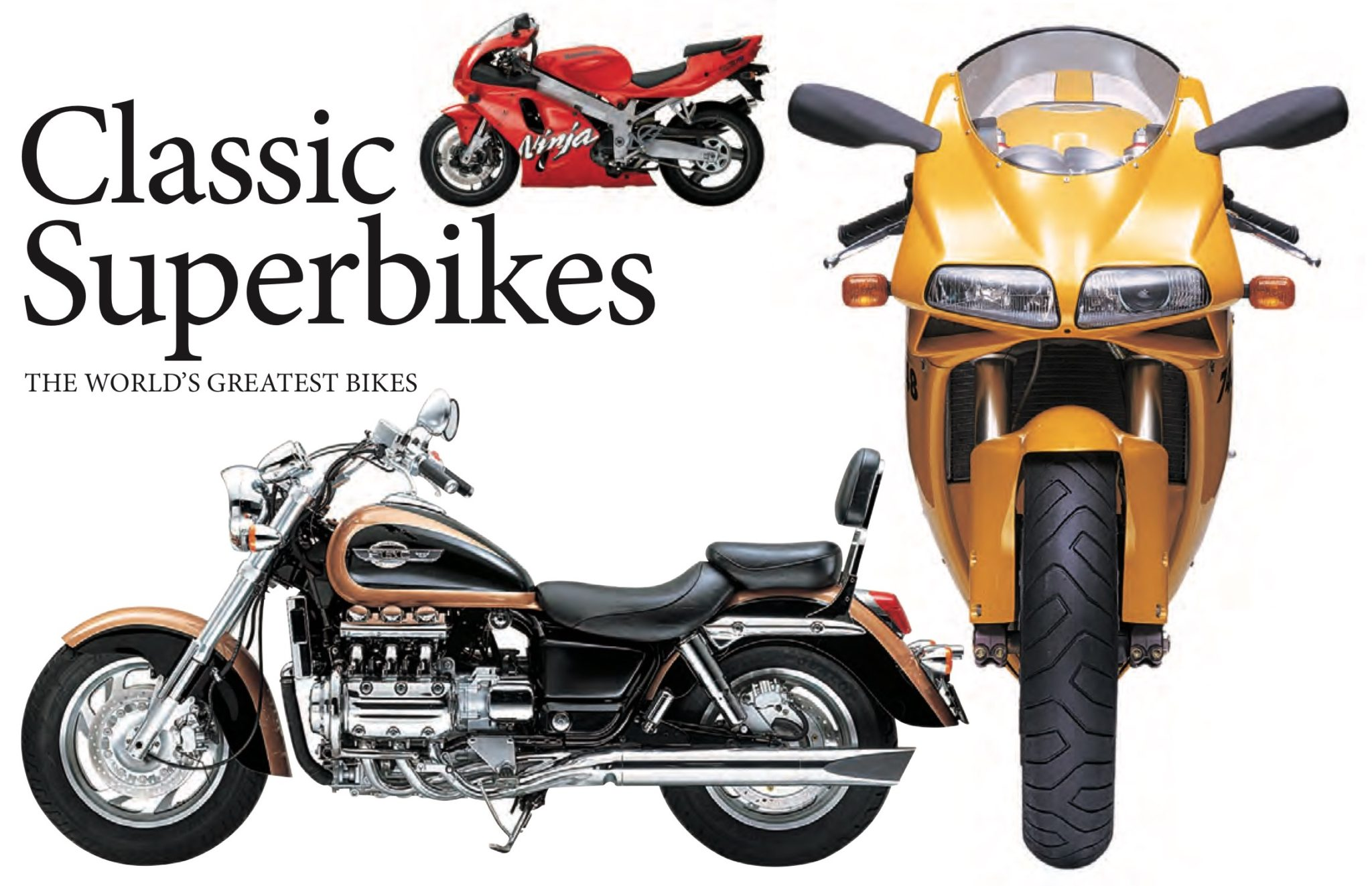 Classic Superbikes: Landscape Pocket Guides