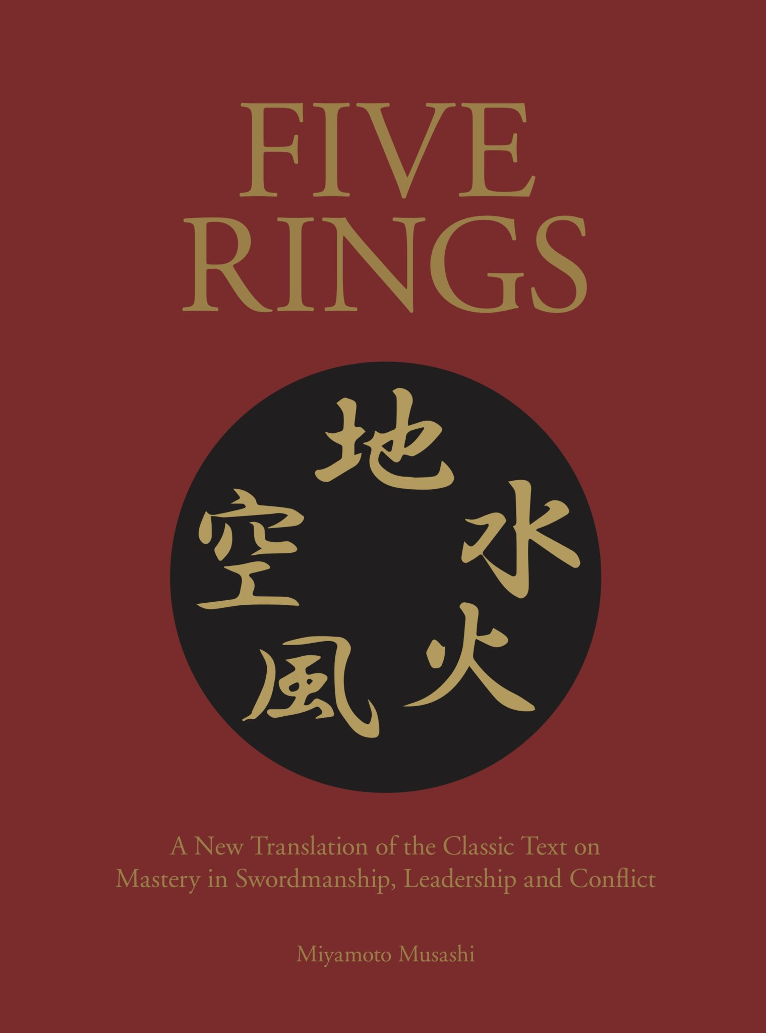 Five Rings: Chinese Bound