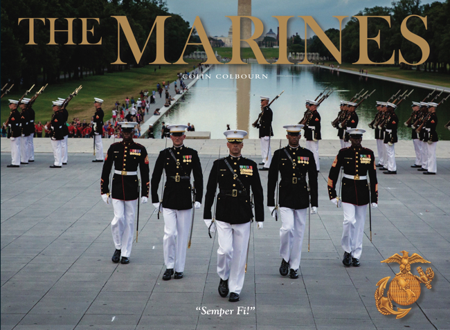 The Marines  [US Armed Forces series]