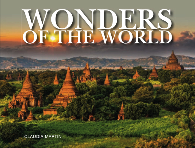 Wonders of the World: Landscape Pocket Guides
