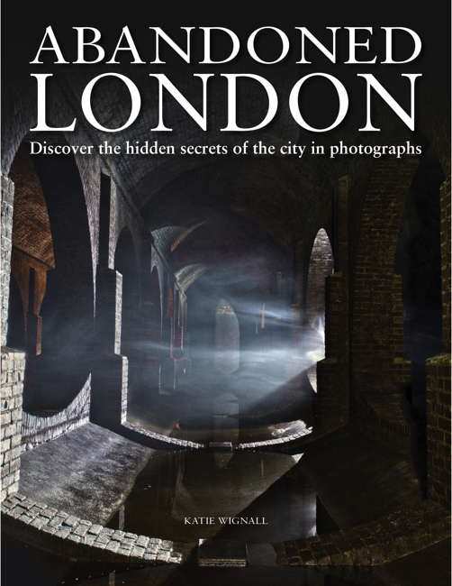 abandoned london book cover