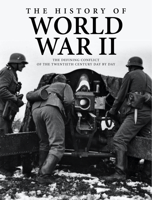 The History of World War II [160pp]