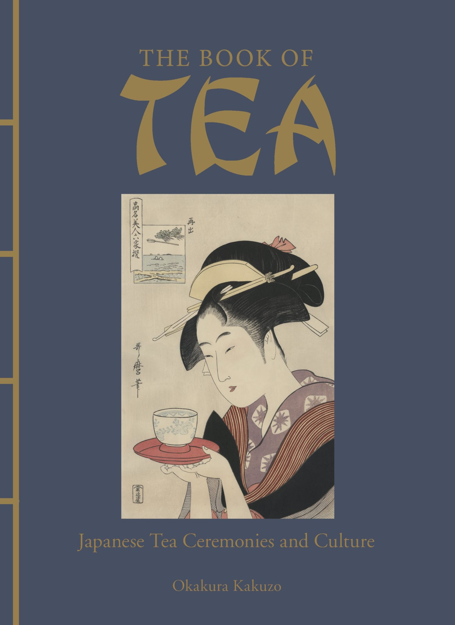 The book of tea cover